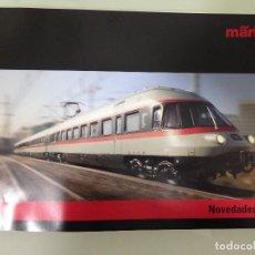 Trenes Escala: TRENES, CATALOGO MARKLÍN 2012, EN CASTELLANO, ESCLUSIV, MARKLÍN H0,MÄRKLÍN Z, MÄRKLÍN 1,CLUB INSIDER. Lote 113828831