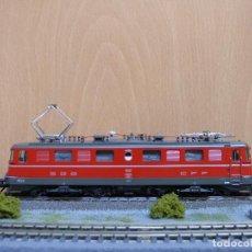 Trenes Escala: MARKLIN H0 DIGITAL LOCOMOTORA ELECTRICA AE 6/6 NR.11417 *FREIBURG* DE LOS SBB , REFERENCIA 3736. . Lote 115281215