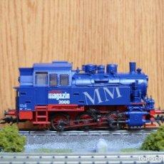 Trenes Escala: MARKLIN H0 DIGITAL LOCOMOTORA VAPOR 030 BR 80 S/R . Lote 115294519
