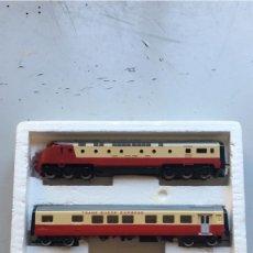 Trenes Escala: TREN MARKLIN TEE 3071 CON CAJA ORIGINAL. Lote 116416283