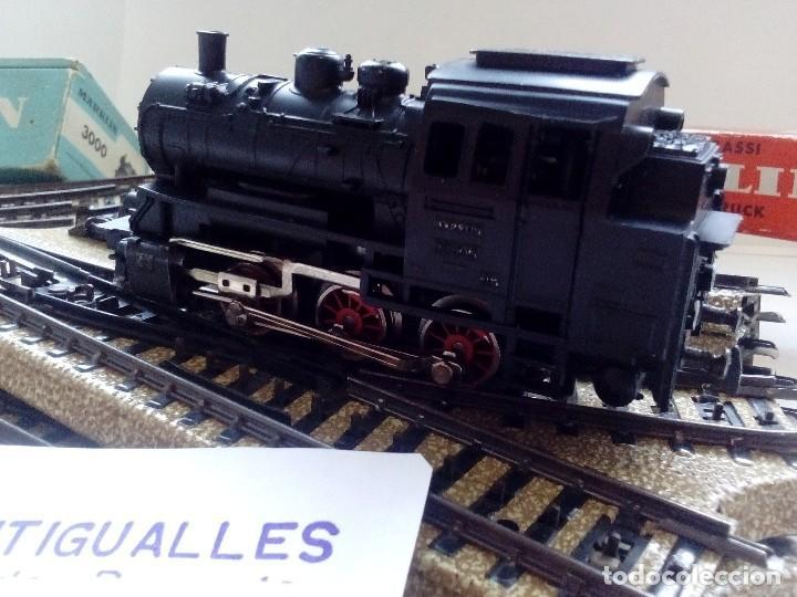 Trenes Escala: LOTE MARKLIN H0,LOCOMOTORA,VAGON,VIAS,CRUCES,DESVIACIONES,NO IBERTREN,PAYA,TREN ELECTRICO. - Foto 9 - 118043455