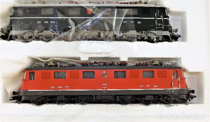 Trenes Escala: Marklin 37362 Locomotoras Ae 6/6 der SBB Edición aniversario MFX Sonido - Foto 3 - 120382275