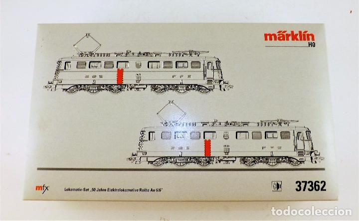 Trenes Escala: Marklin 37362 Locomotoras Ae 6/6 der SBB Edición aniversario MFX Sonido - Foto 4 - 120382275