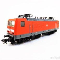 Trenes Escala: MARKLIN 37433 LOCOMOTORA BR143 DIGITAL MFX (A ESTRENAR). Lote 120393367