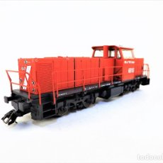 Trenes Escala: MARKLIN 37641 LOCOMOTORA SERIE 6400 DIGITAL. Lote 120622607