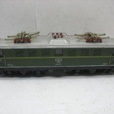 Trains Échelle: MARKLIN - LOCOMOTORA ELÉCTRICA DE LA OBB 1141.02 CORRIENTE ALTERNA - ESCALA H0. Lote 120721619