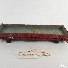 Trenes Escala: DESPIECE VAGON ABIERTO BORDE BAJO MARKLIN 4607 ESCALA H0 DEFECTUOSO. Lote 121231223