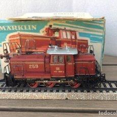 Trenes Escala: MARKLIN H0 LOCOMOTORA 3064. Lote 126365451