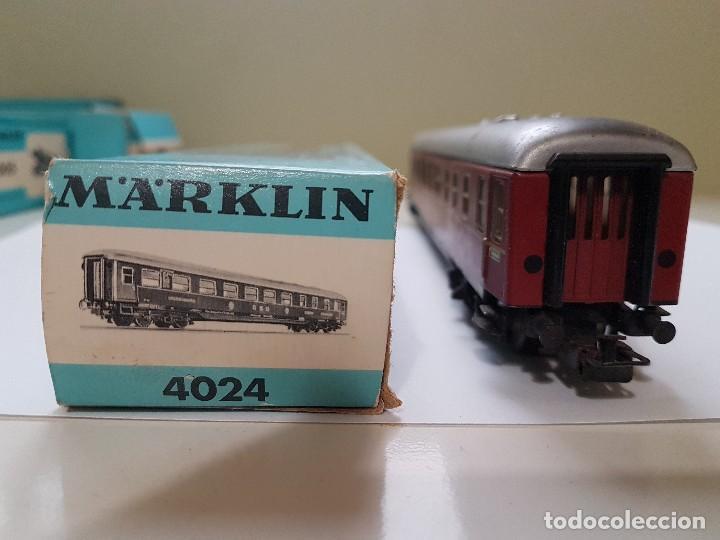 MARKLIN 4024 (Juguetes - Trenes a Escala - Marklin H0)