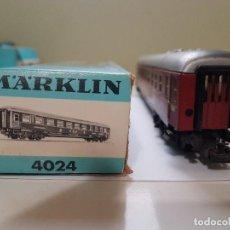 Trenes Escala: MARKLIN 4024. Lote 128079959