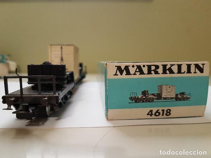 MARKLIN 4618 (Juguetes - Trenes a Escala - Marklin H0)