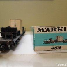 Trenes Escala: MARKLIN 4618. Lote 128080019