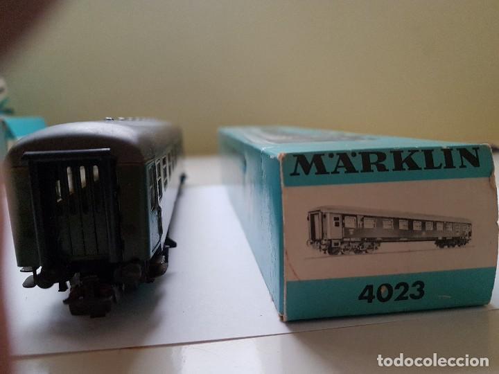 MARKLIN 4023 (Juguetes - Trenes a Escala - Marklin H0)