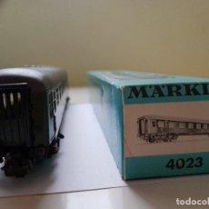 Trenes Escala: MARKLIN 4023. Lote 128080947