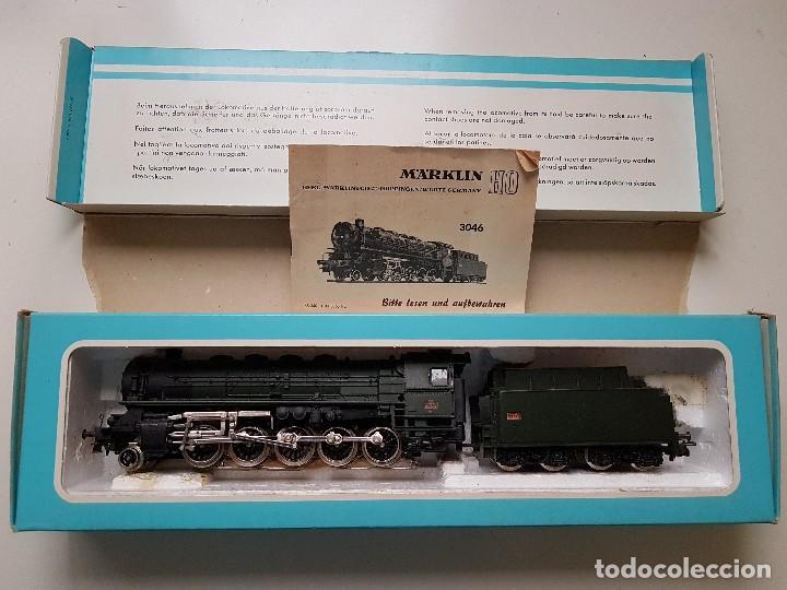 MARKLIN 3046 (Juguetes - Trenes a Escala - Marklin H0)