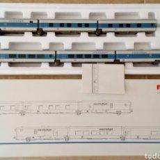 Trenes Escala: MARKLIN TALGO 1771 (ELECTROTREN). Lote 128274086