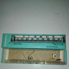 Trenes Escala: MARKLIN BELECHTUNG. Lote 128811895