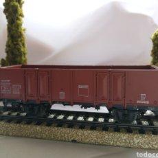 Trenes Escala: MARKLIN 4623, VAGÓN, WAGON TOMBEREAU FRANCAIS. GÜTERWAGEN CON SU CAJA ORIGINAL. Lote 132079410