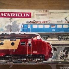 Trenes Escala: MARKLIN REVISTA. Lote 132393814