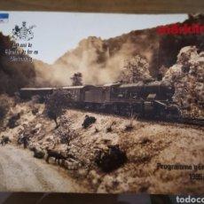 Trenes Escala: MARKLIN REVISTA. Lote 132394673