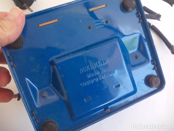Trenes Escala: Transformador de corriente Marklin ref. 6147Para trenes H0 220 Voltios - Foto 2 - 132644282