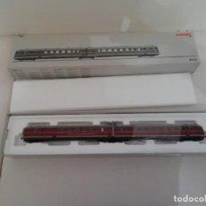 Trenes Escala: MÄRKLIN 37772 TREN DIESEL H0 SVT 04.5 DB EP III MFX DIGITAL SONIDO NUEVO OVP. Lote 132962278