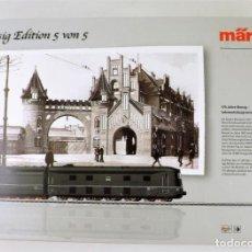 Trenes Escala: MARKLIN 39054 EDICIÓN ESPECIAL BORSIG 175 ANIVERSARIO. Lote 133002714