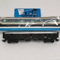 Trenes Escala: LOTE VAGONES MARKLIN REF. 4221, REF. 4605 REF. 348 SBB-CFF. Lote 133225246