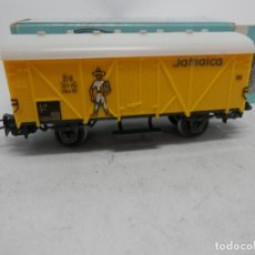 Trenes Escala: VAGÓN CERRADO ESCALA HO DE MARKLIN . Lote 134078610