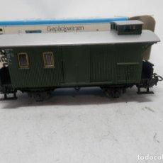 Trenes Escala: VAGÓN FURGON ESCALA HO DE MARKLIN. Lote 134079742