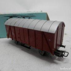 Trenes Escala: VAGÓN CERRADO ESCALA HO DE MARKLIN . Lote 134081914