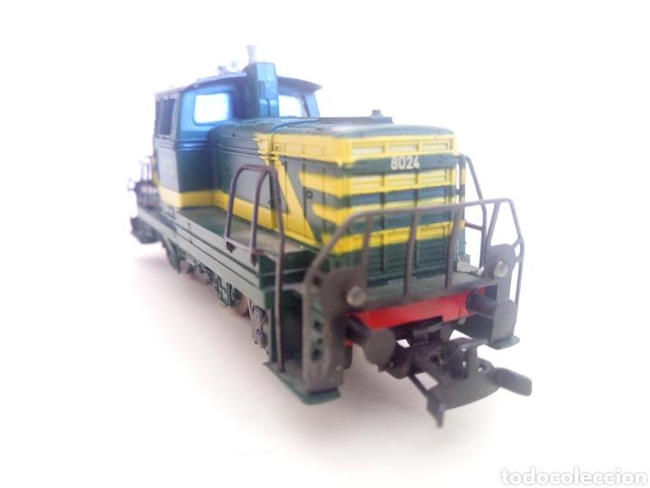 Trenes Escala: Locomotora tren marklin märkln 3149 H0 en caja original funcionando - Foto 6 - 135414129
