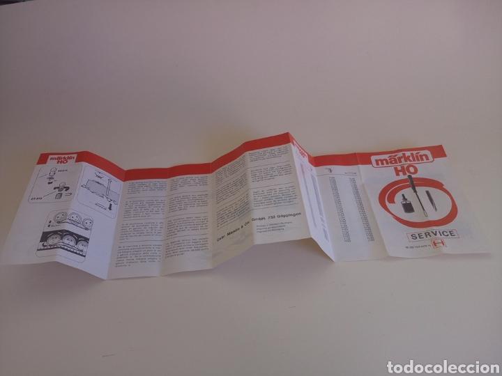 Trenes Escala: Locomotora tren marklin märkln 3149 H0 en caja original funcionando - Foto 14 - 135414129