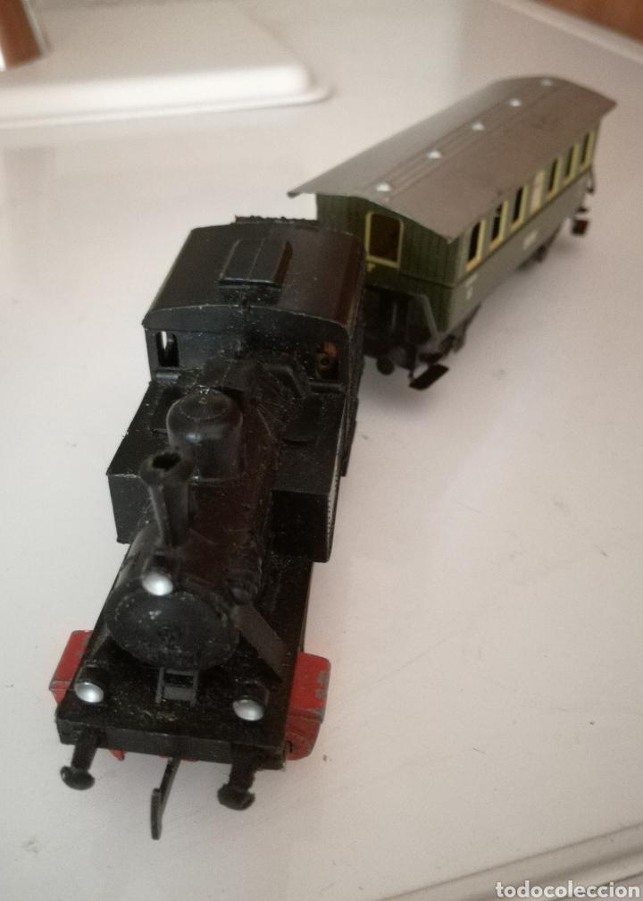 Trenes Escala: Locomotora marklin 3029 corriente alterna ho - Foto 2 - 135836783
