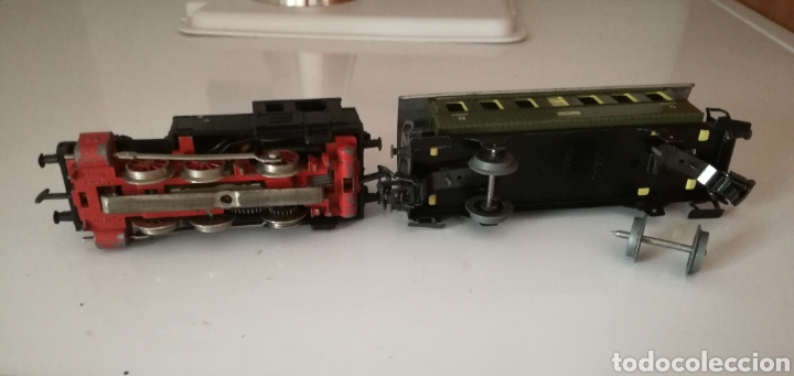 Trenes Escala: Locomotora marklin 3029 corriente alterna ho - Foto 3 - 135836783