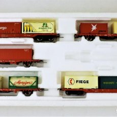 Trenes Escala: MARKLIN 34090 SET CARGO SPRINTER. Lote 136332198
