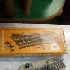 Trenes Escala: MARKLIN 5207 /CRUZE ELECTRICO /CAJA NARANJA. Lote 137959954