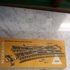 Trenes Escala: MARKLIN 5207 /CRUZE ELECTRICO /CAJA NARANJA. Lote 137960654