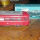 Trenes Escala: TRAIL BUS TRÁILER MAKLIN ESCALA H0 REFERENCIA 4018 NUEVO SIN ESTRENAR. Lote 139465433