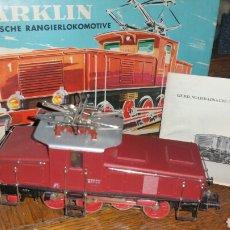 Trenes Escala: LOCOMOTORA MARKLIN REFERENCIA 3001 PERFECTO ESTADO ESCALA H0. Lote 139466366