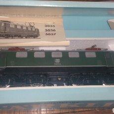 Trenes Escala: LOCOMOTORA MARKLIN MODELO 3037 EN SU CAJA ORIGINAL ESCALA H0 NUEVO. Lote 139496405