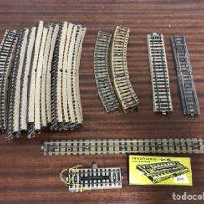 Trenes Escala: LOTE VIAS MARKLIN HO. Lote 139689049
