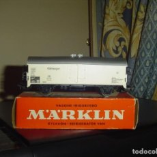 Trenes Escala: MARKLIN H0. VAGÓN FRIGORÍFICO 4620.. Lote 140437830