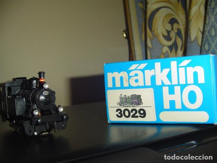 MARKLIN H0. PEQUEÑA LOCOMOTORA VAPOR DE LA DSB (Juguetes - Trenes a Escala - Marklin H0)