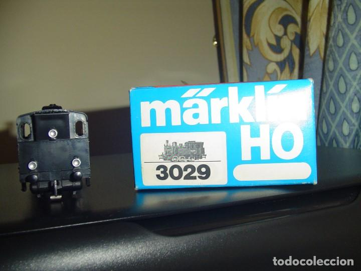 Trenes Escala: Marklin H0. Pequeña locomotora vapor de la DSB - Foto 3 - 141469686