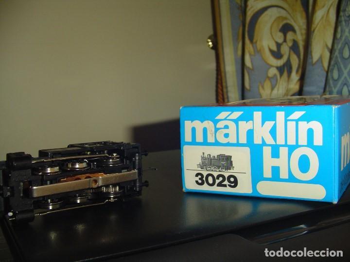 Trenes Escala: Marklin H0. Pequeña locomotora vapor de la DSB - Foto 4 - 141469686