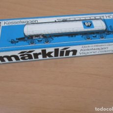 Trenes Escala: MARKLIN VAGON CISTERNA BP . Lote 143123250