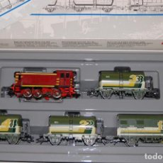 Trenes Escala: MARKLIN SET 2846 TREN HERBICIDA. Lote 143129886