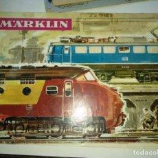 Trenes Escala: CATÁLOGO MARKLIN 63 PÁGINAS . Lote 143131474