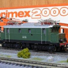 Trenes Escala: MARKLIN-PRIMEX H0 LOCOMOTORA ELECTRICA E 44 DE LA DB, NR.E 44 039, REFERENCIA 3011.. Lote 143179114